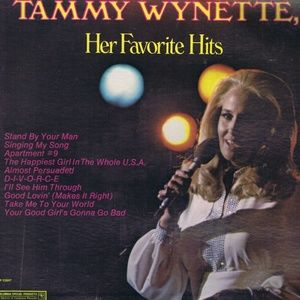 Tammy Wynette Her Favorite Hits Sealed Country LP